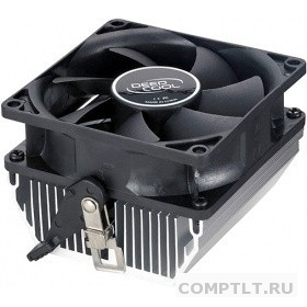 Deepcool CK-AM209 V2 Soc-FM2/AM2/AM3/AM4/ 3-pin 22dB Al 65W 224gr Ret